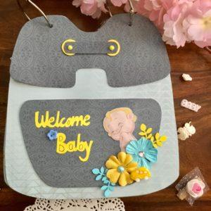 Baby scrapbook Album