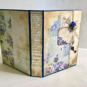 Personalised journal book